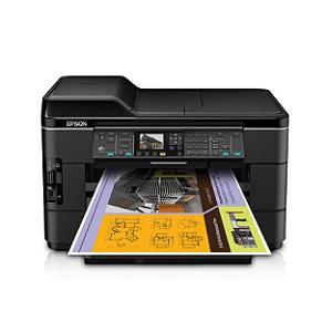 3.Epson WorkForce WF-71110DTW